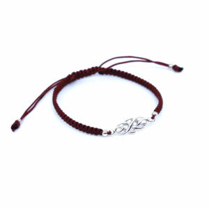 925 Sterling Silber Armband Keltisches Zeichen