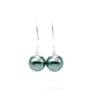 Ohrringe mit Simulierter Perle