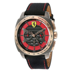 Scuderia Ferrari Herren-Armbanduhr Datum Quarz 830294