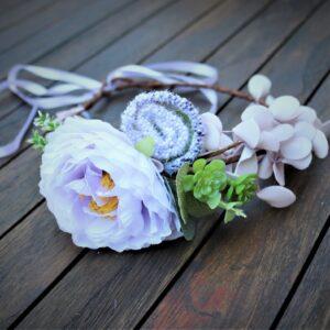 Blumenkranz Pfingstrose