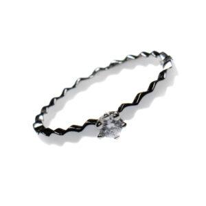 925 Sterling Silber Ring Krone