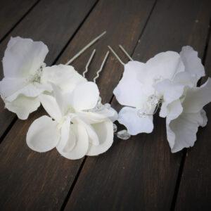 Haarnadeln Hochzeitsblume