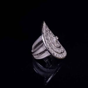 925 Sterling Silber Filigran Ring