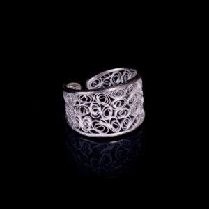 Ring aus 925 Sterling Silber