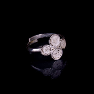 Ring aus 925 Sterling Silber