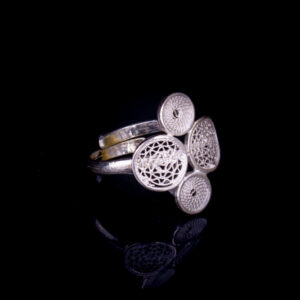 Sterling Silber Ring aus 925