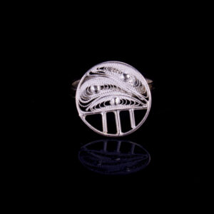 Sterling Silber Ring aus 925