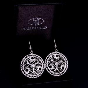 Ohrringe aus Sterling Silber 925